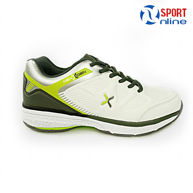 Giày tennis Nexgen NX-17541 white green