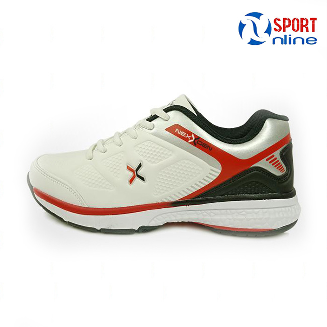 Giày tennis Nexgen NX-17541 white red